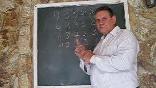 Como fazer sua aposta na Lotofácil com o professor Aluísio