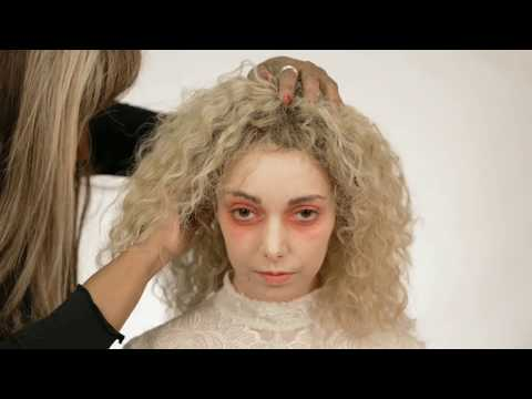 Orphan Black Timelapse: Helena I MAC Cosmetics
