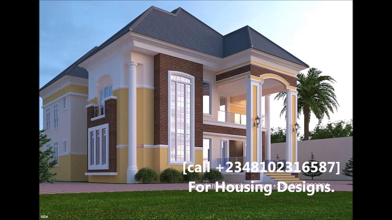 maxresdefault - 22+ Modern Style Dream House Modern Duplex House Designs In Nigeria Pictures