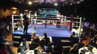 Ultra White Collar Boxing Preston | Fight 14