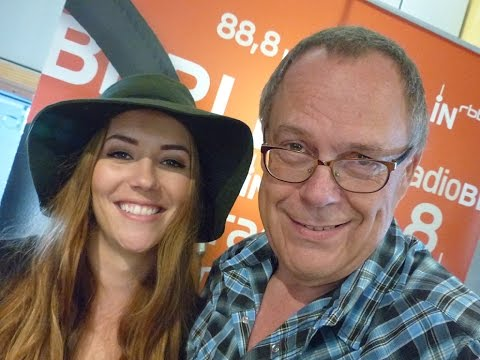 Marion Raven bei Radio Berlin / Hey Music