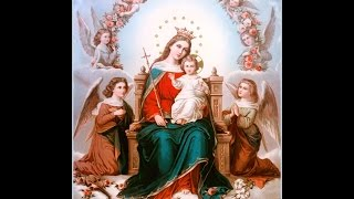 Powerful Angelic Protection Prayer - Our Lady Queen Of Angels