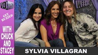 Sylvia Villagran PT2 -  Bilingual Voice Over Actress - Commercials, Promos, Live Announcer. -  EP220