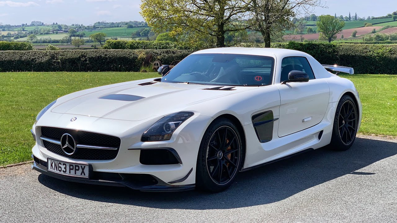 Sls Black Series >> Mercedes Sls Amg Black Series First Drive Review Modern Classics Ep 13