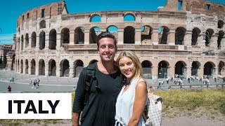 Our Final Hours Together in Rome   Italy Day 5