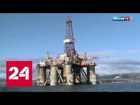 Саммит ОПЕК+ решает судьбу мировых рынков: нефть подорожала сразу на 10 долларов - Россия 24