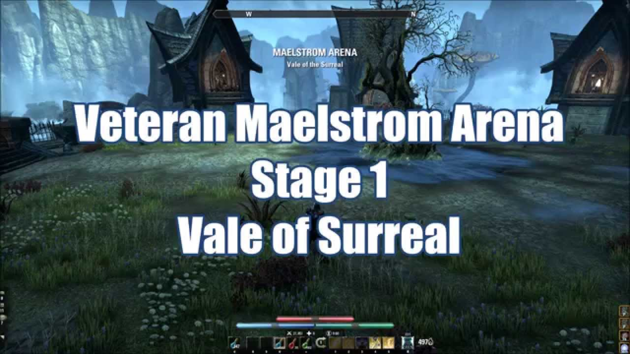 Maelstrom Arena Guide