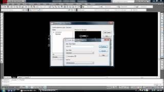 Autocad 2010 Tutorial # 1 - Setting Drawing Limits, Adding Layers, Basic User Interface