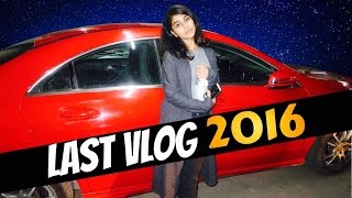 #Vlog90 When We Drove MERCEDES and Last VLOG !