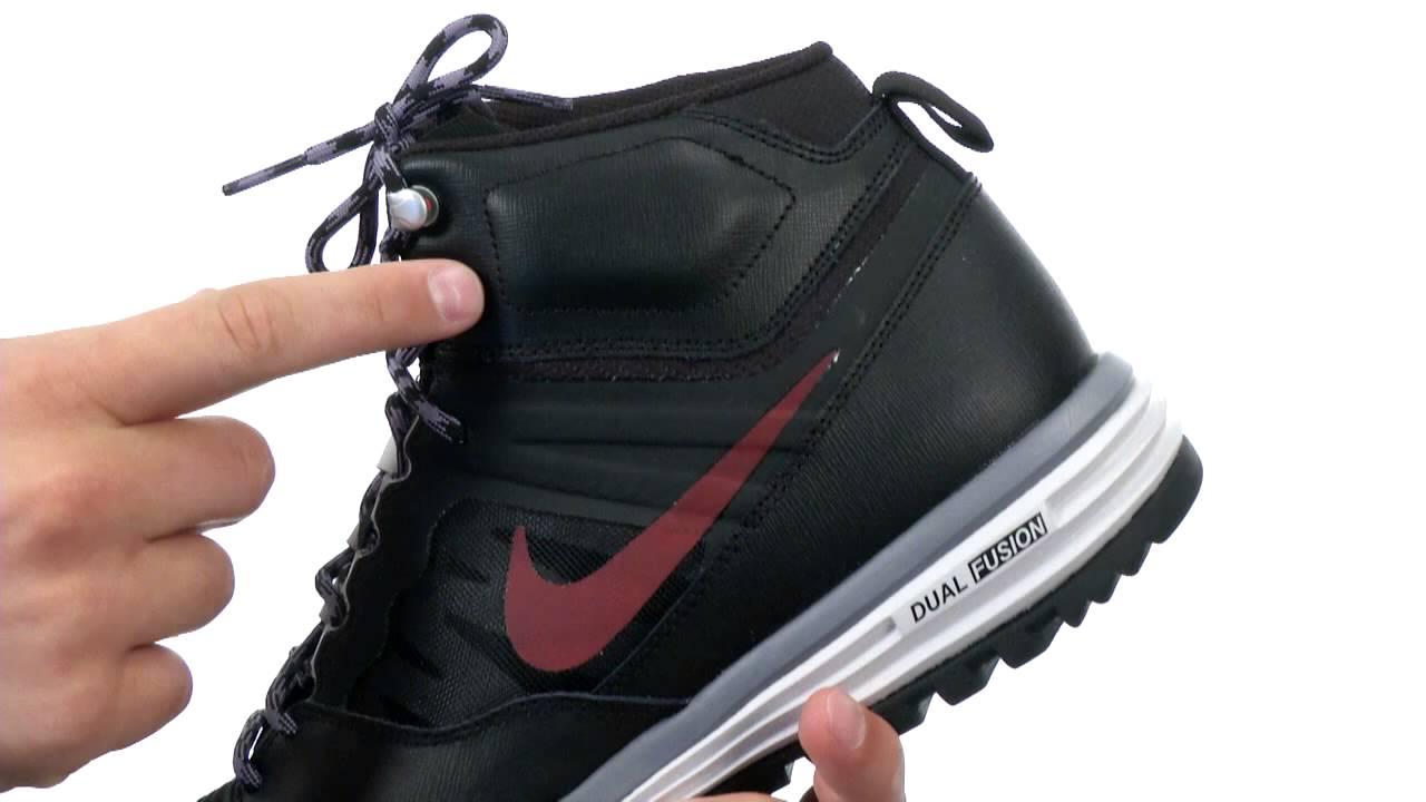 super popular ebd87 279d3 Nike Dual Fusion Hills Mid SKU  8334197 - YouTube
