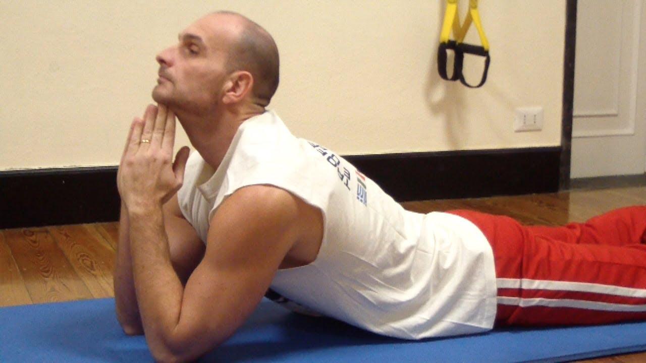 exercices vertebrales pour muscler le dos youtube. Black Bedroom Furniture Sets. Home Design Ideas