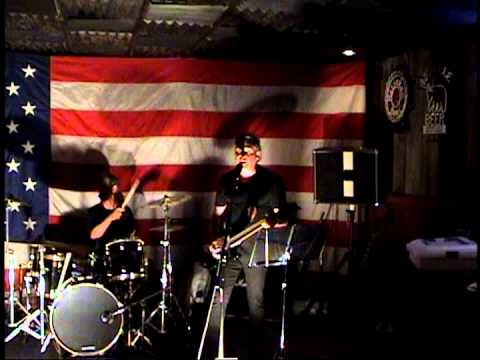 American Rockers at Digger's in Willits, CA - Video TWO