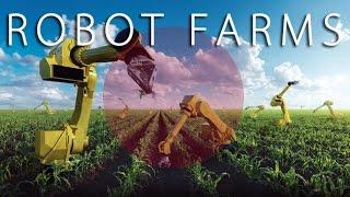 Green Sweden, Japan Robot Farms, Nasa's Mars Plan Ep. 42