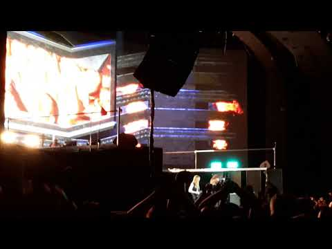 Manowar - Warriors of the World live at Jahrhunderthalle Frankfurt