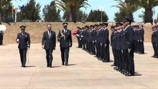 Juramento de Bandeira na Academia da Força Aérea