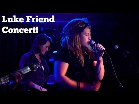 Luke Friend Concert!