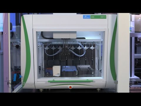 PerkinElmer Robotic Automated Liquid Handling Workstations
