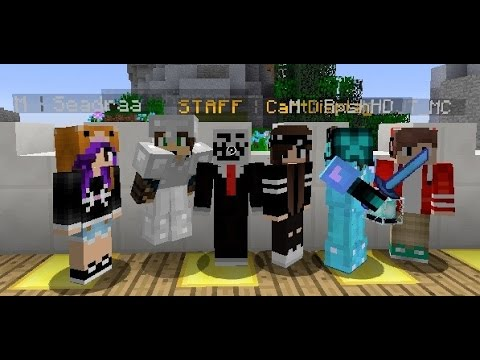 """Rafy115 Minecraft """"Cheating Challenges"""" Fadecloud Skyblock"""
