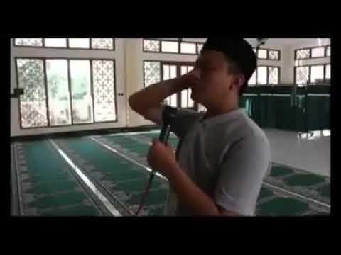 gara gara masjid sepi jadi nyayi lagu eta terangkanlah