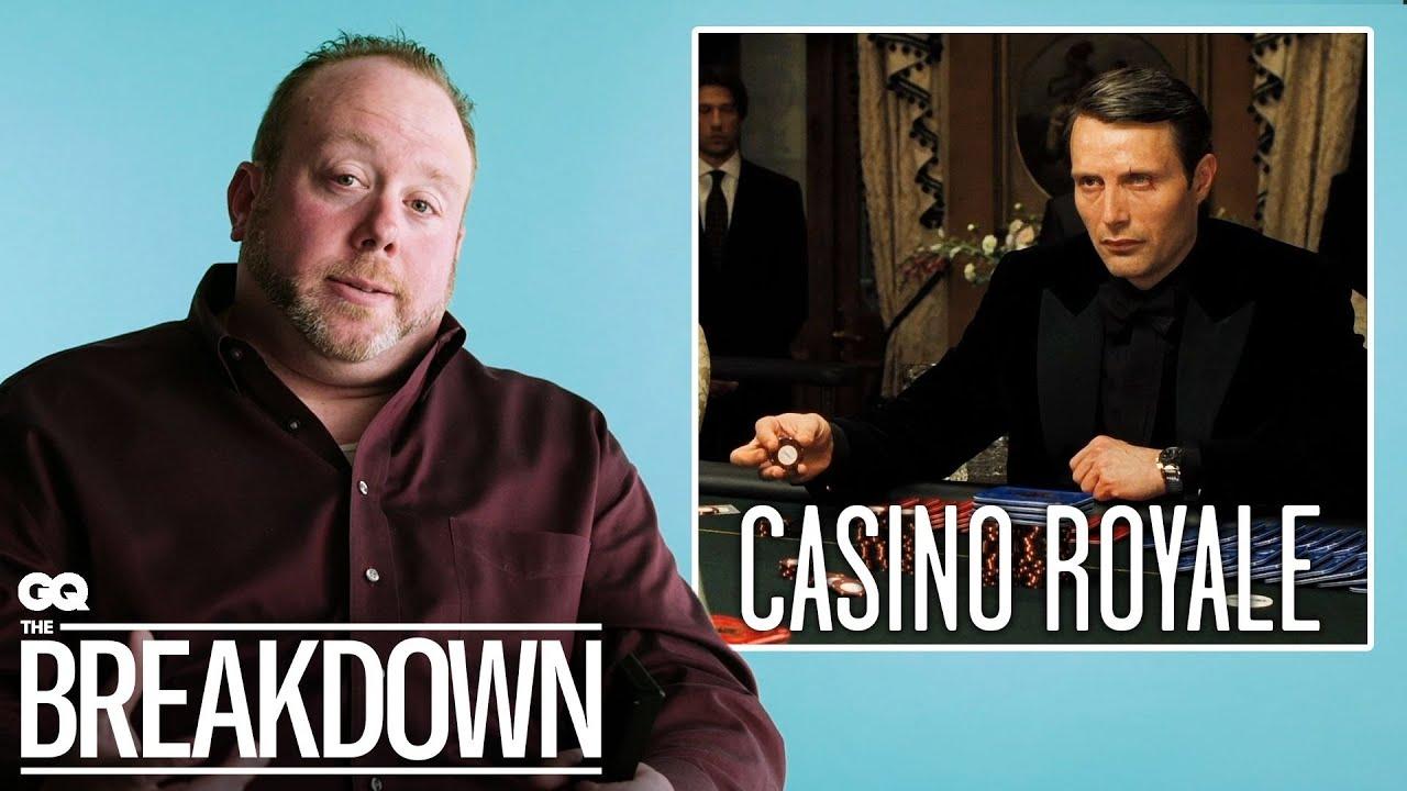 Casino Director Breaks Down Gambling Scenes from Movies
