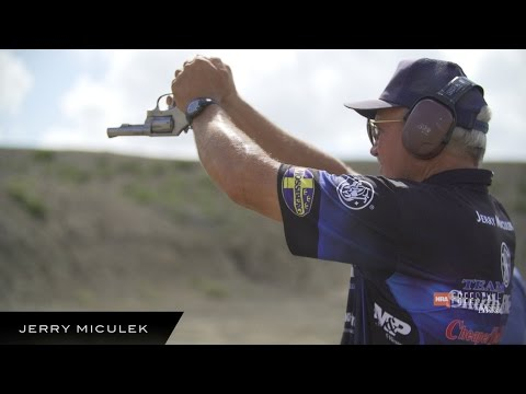 NOIR | Ep.21: Jerry Miculek, Revolvers as Guns of The Past, Timelessness of Shooting