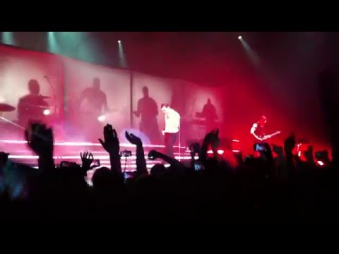 Hurts - Miracle (Live in Minsk, Belarus | Sports Palace | 12.03.2016)