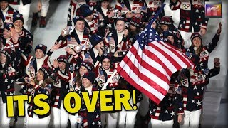 WHOA! Every US Olympian Just Hit With NASTY News From Officials Overnight – It's OVER!