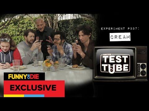 Funny Or Die Test Tube: Cream