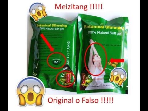 Meizitang - Falsas y originales