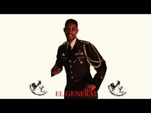 Tu Pum Pum - El General Produced by Michael Ellis 1989