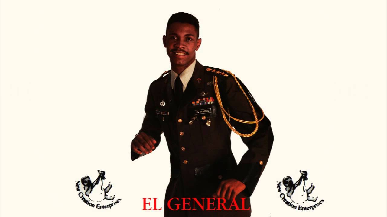 tu pum pum el general produced by michael ellis 1989 youtube
