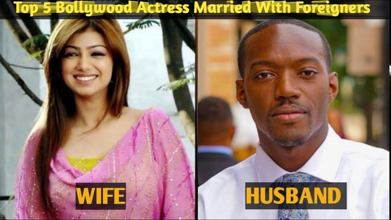 5 Famous Indian Actress Who Married To Foreigners | Priyanka Chopra, Priti Jinta, celina Jaitly
