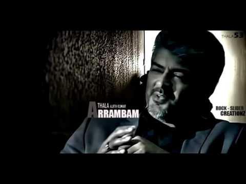 THALA AJITH aarambam theme