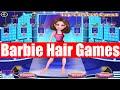 Barbie Hair Salon Girls Games \ New Barbie Games \ Barbie Games Online by DreamWorksBabyGamesToPlay