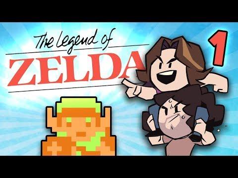BeefedUp Zelda: Excellent Gamer Boys  PART 1  Game Grumps