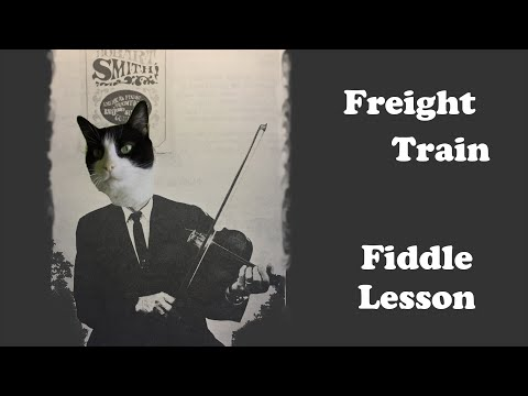 Freight Train - Basic Fiddle Lesson
