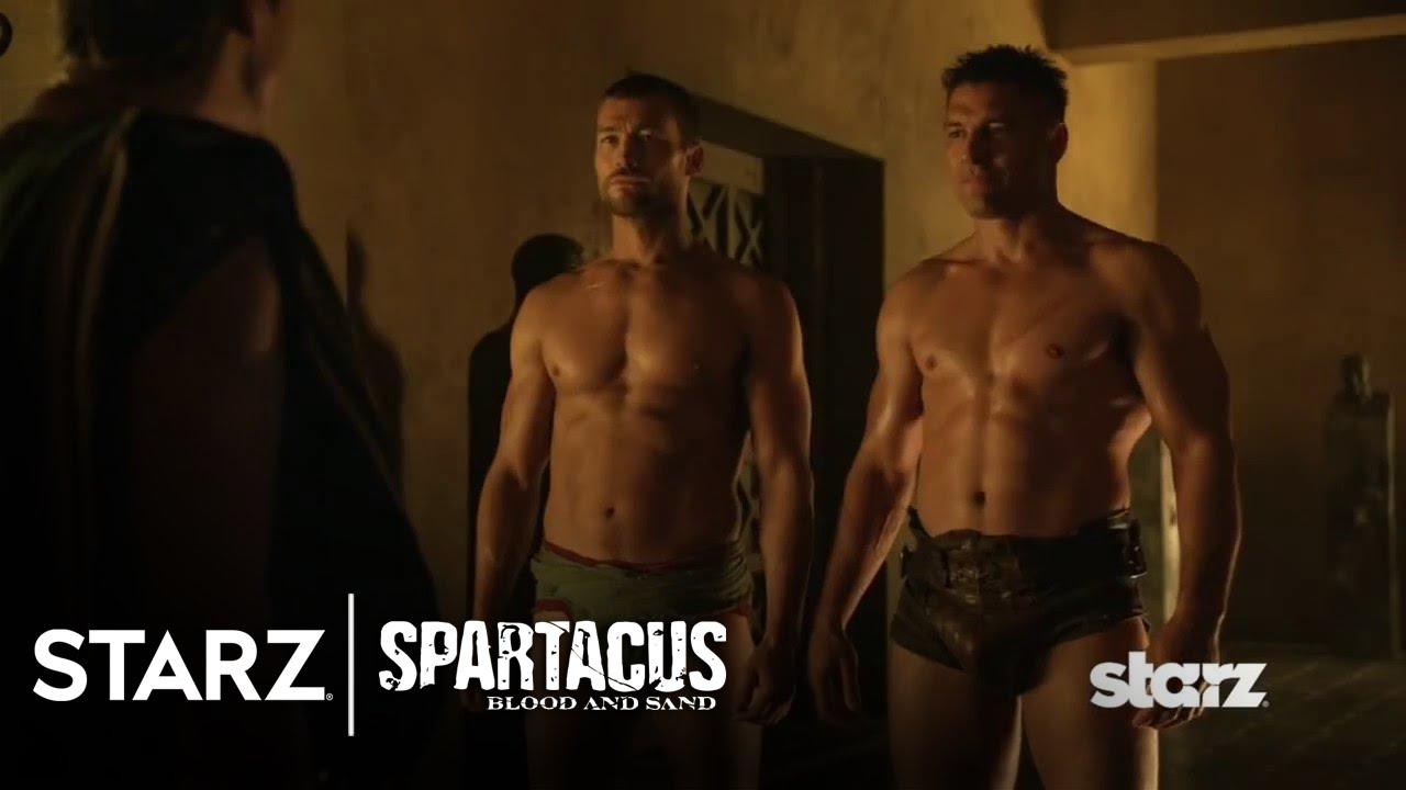 Download Spartacus: Blood and Sand   Episode 10 Clip: Exhibition Match   STARZ