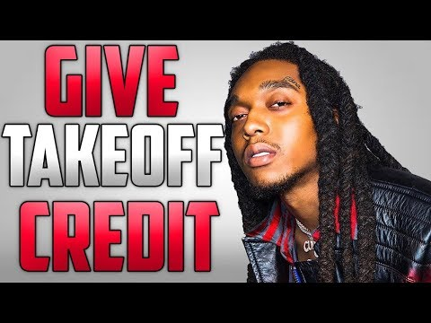 Why Takeoff Deserves MORE Credit