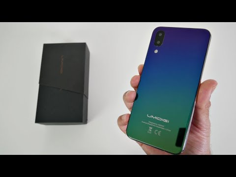 Wireless Charging Smartphone for Only £179 - UMIDIGI ONE PRO