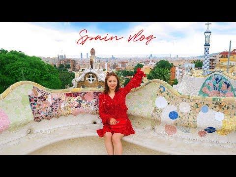 스페인 바르셀로나 여행 브이로그 SPAIN Travel VLOG Flim 🍷 월간조디  | Jody 조디 thumbnail