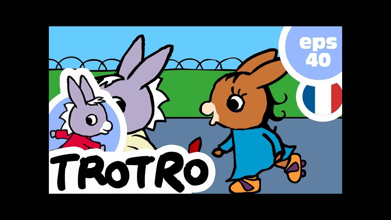 Trotro ep40 trotro champion de judo youtube - Trotro dessin ...
