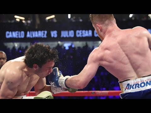 CANELO VS. CHAVEZ JR. FULL FIGHT AFTERMATH; CANELO BATTERS CHAVEZ JR. AND ANNOUNCES GOLOVKIN FIGHT
