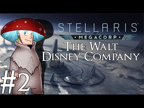 Stellaris 2.2 Le Guin | MegaCorp | Part 2 | The Cybrex
