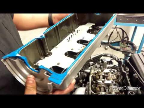 2003 Honda Civic EX 1 7L VTEC Valve Clearance