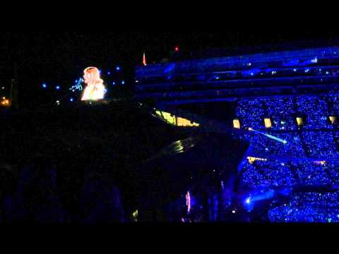 Taylor Swift - Mean - Chicago 7-19-2015