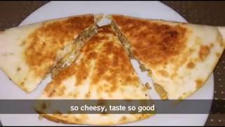 Breakfast Quesadilla Recipe   breakfast in 10 minutes recipe  cooknenjoylife @Samee cooking recipe