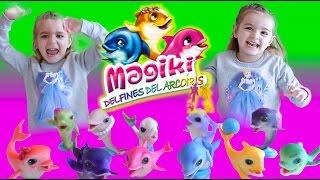 Magiki Delfines del Arcoíris (cambian de color)
