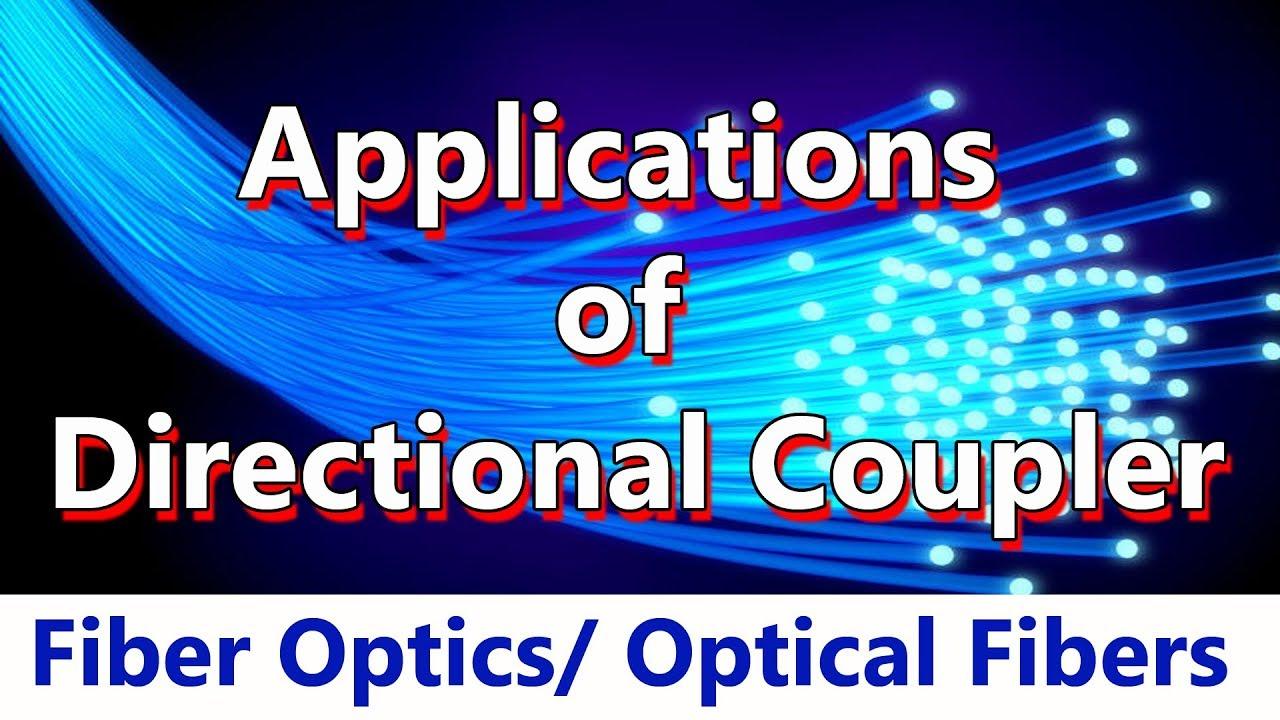 #29 Applications of directional coupler: multiplexers & de-multiplexers
