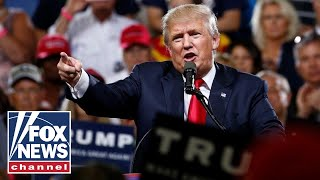 Live: Trump holds a 'MAGA' rally in Pennsylvania