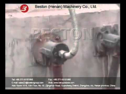 10 Tons Waste Oil to Diesel plant Is Working In Ukraine_Beston Machinery